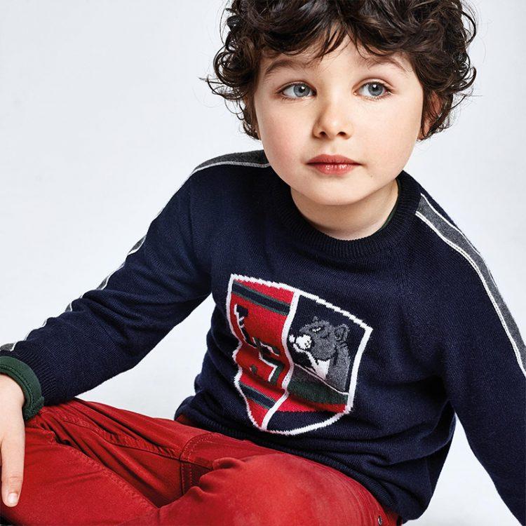 camisola mayoral menino