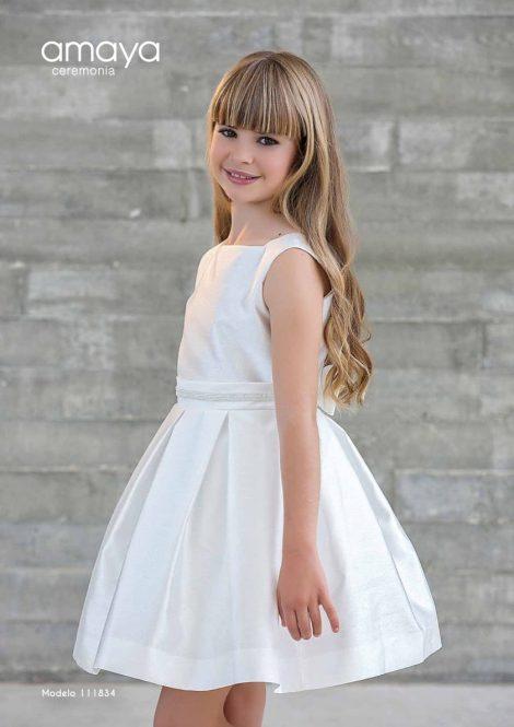 vestido amaya comunhao vestidocurto mariadavid