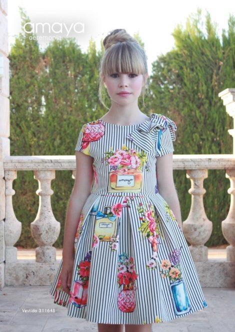 vestido menina amaya cerimonia mariadavid